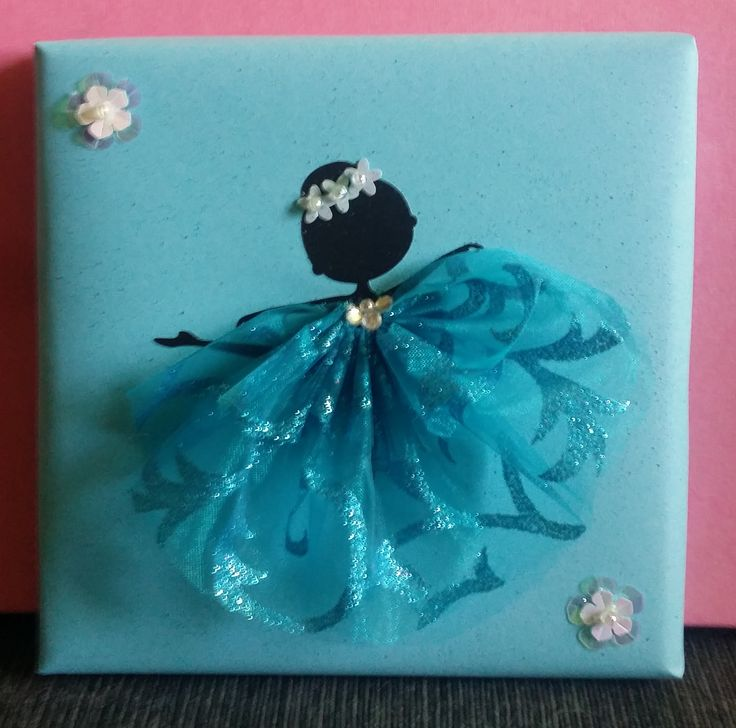 Ballerina / Blue