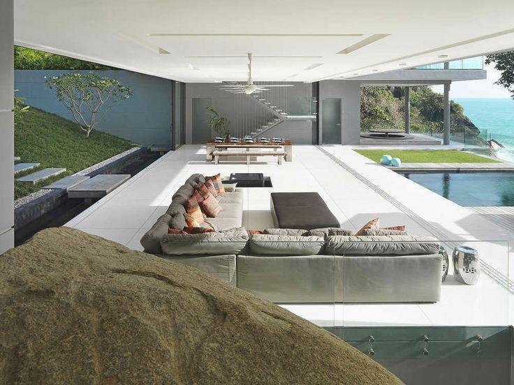 Villa Amanzi By Original Vision Studio | CAANdesign   The Worldwide Source  Of Daily Broadcasting Interior