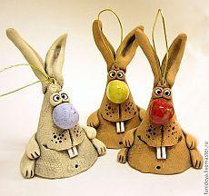 Мастер - класс по созданию зайца.