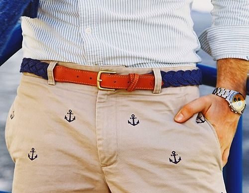 Nautical Shorts