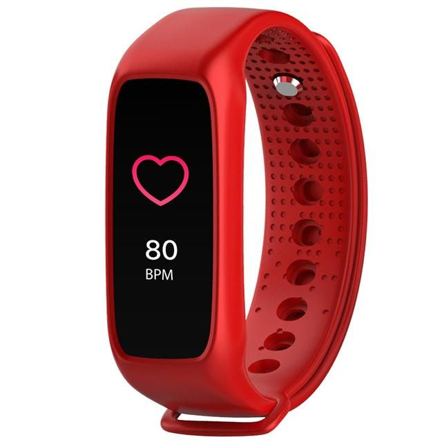 1M Underwater Color LCD L30t Bluetooth Smart Band Bracelet Cardio Dynamic Heart Rate Pedometer Fitness Tracker Smart Watch