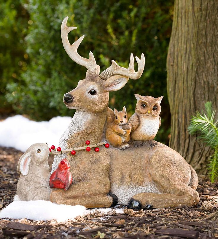 78 best images about animal statues accents for your