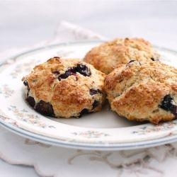 Blueberry Almond Scones - Why I made these gorgeous scones to cheer ...