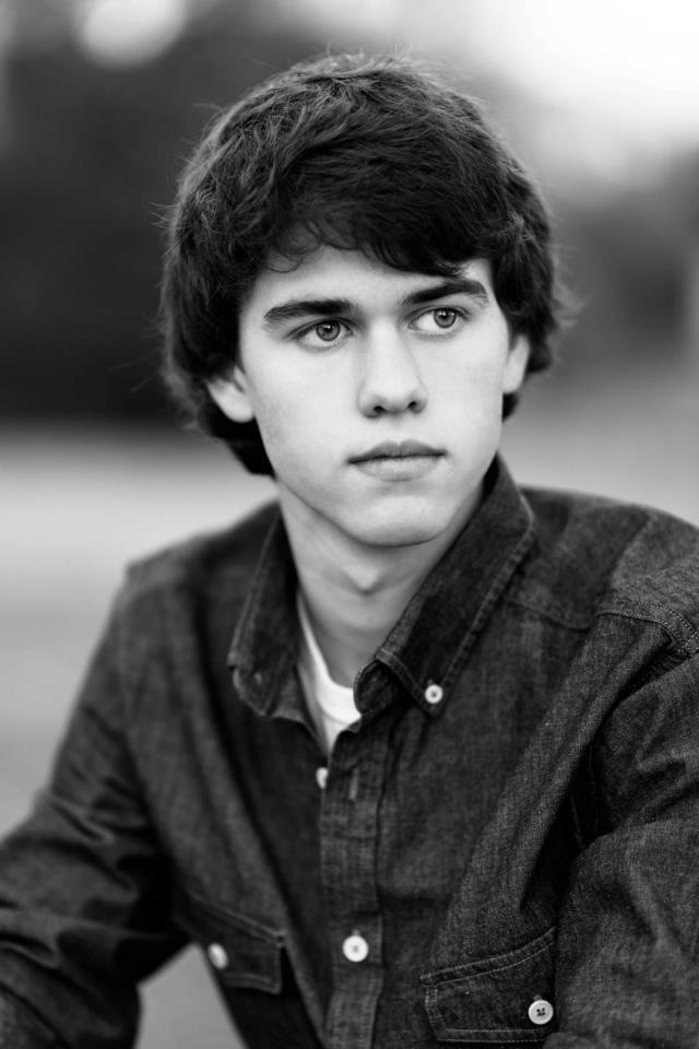 John Luke Robertson from Duck Dynasty. It's on my bucket list to meet him