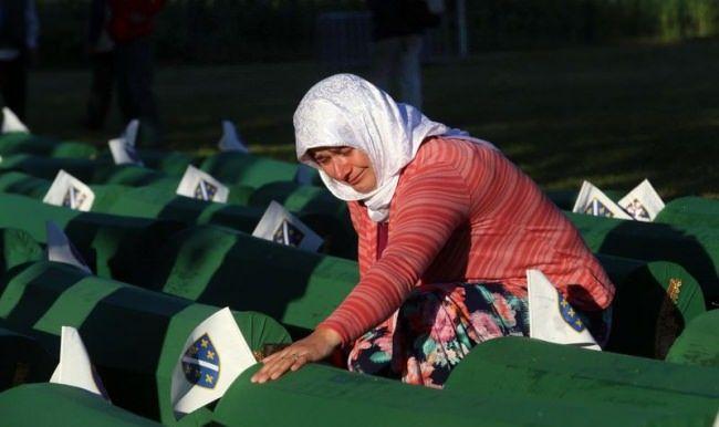 Srebrenitsa Soykırımı'nın 20'nci yıldönümü