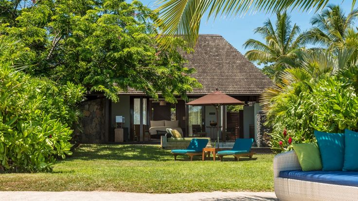Our Beach Pool Villas in Mauritius sit right on the golden shores, with plenty of outdoor recreation space and a private plunge pool and garden.