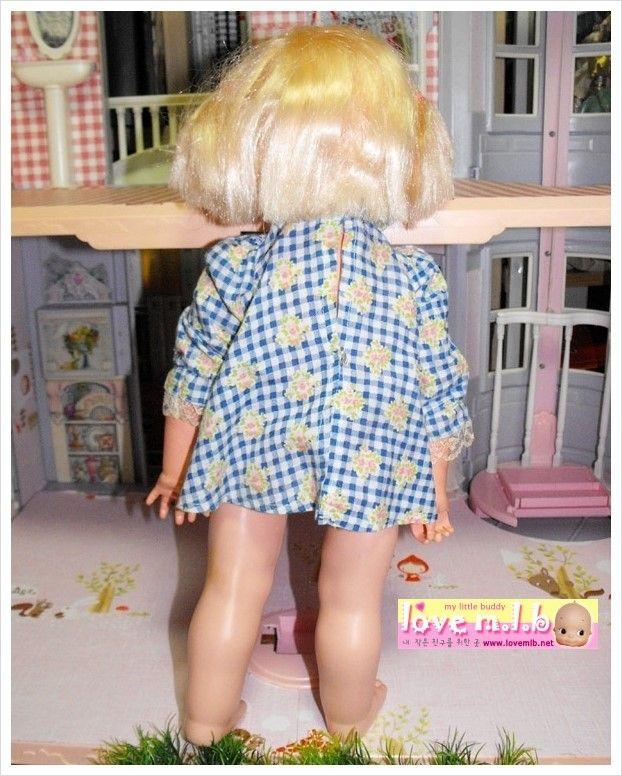 1972 ⓒHasbro Sweet Cookie Little Girl 3