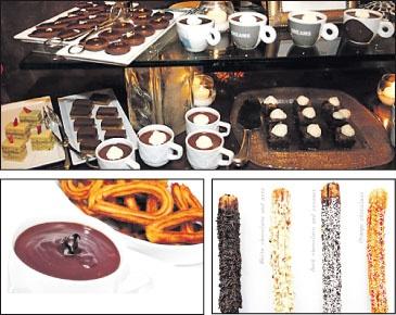 Top 3 Chocolate Destinations