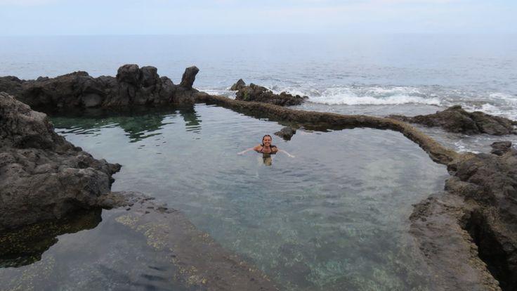 Canary Islands - Tenerife - El Tablado - Piscina natural / Natural Pool ...