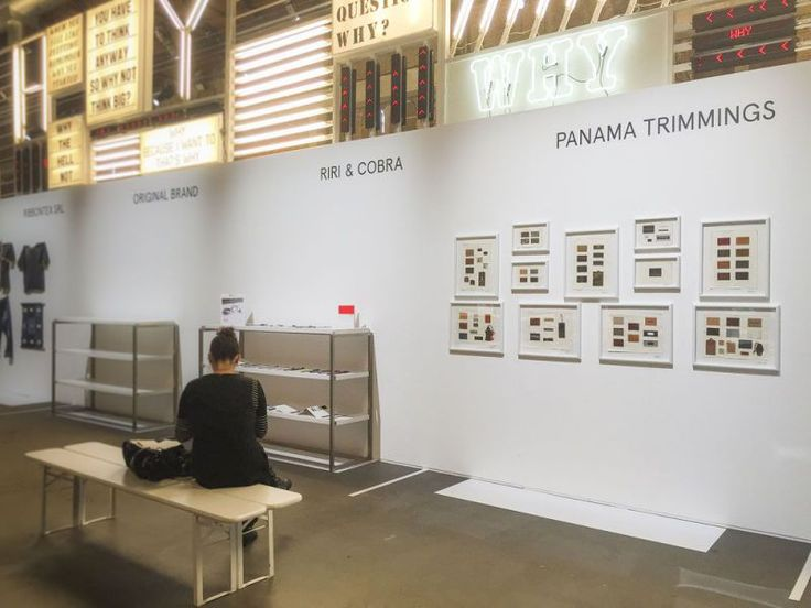 Panama Trimmings @ WHY BY KINGPINS SHOW Amsterdam | 13-14 April 2016