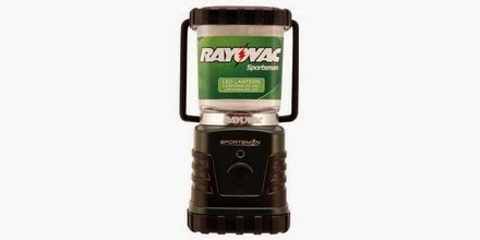 Rayovac Sportsman LED Lantern SE3DLN, Best Buy Product - Don't Miss it. 1970 Customer Reviews. Top Sales Rank in Home Improvement Products. Always Best by for all times. Product Description & Price visit : http://dotkinghere.blogspot.in/2014/09/rayovac-sportsman-led-lantern-se3dln.html