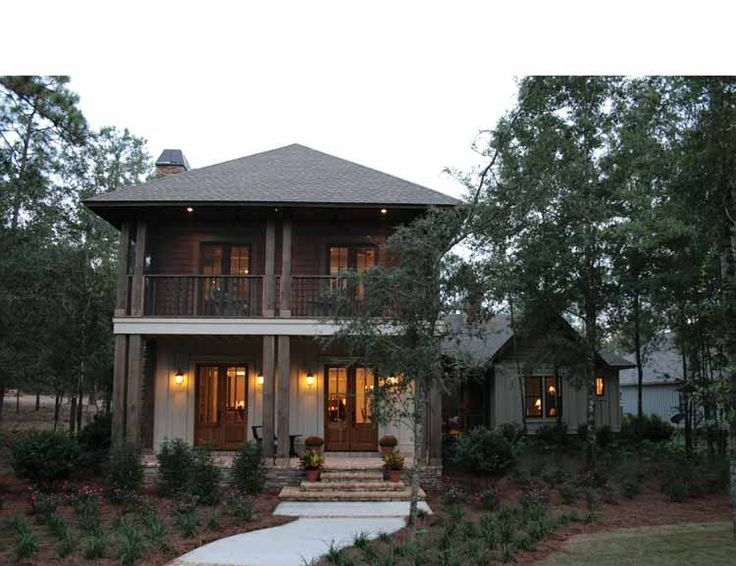 Eplans Cottage House Plan Green Certified Showcase Home