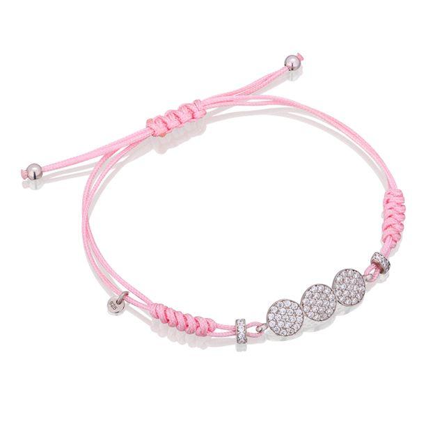 #mokobelle #pink #silver #seven #sale #jewellery #jewelry #bracelet