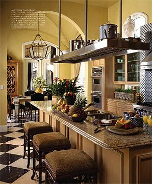 87 best images about open concept decor on pinterest for Model home interior design firms