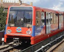 Rail Services Around London Complementing The London Underground