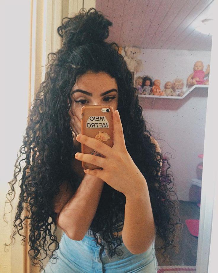 Best 25 Black Curly Hair Ideas On Pinterest Curly Hair