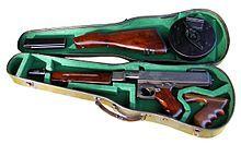 Thompson submachine gun - Wikipedia, the free encyclopedia