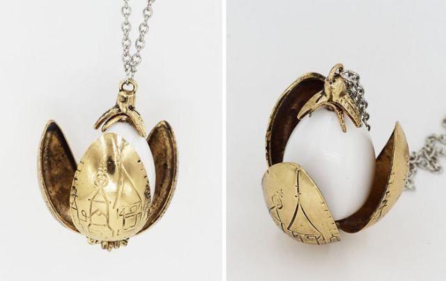30 joias e adereços magicamente lindos e inspirados em Harry Potter