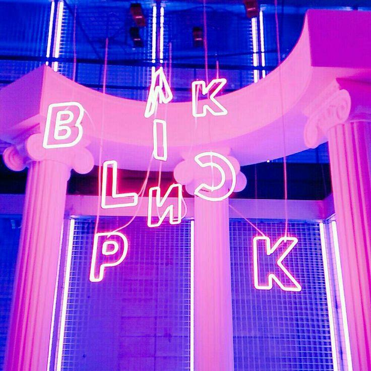 Blackpink Neon Light In 2019 Pink Neon Lights Neon Lighting Neon