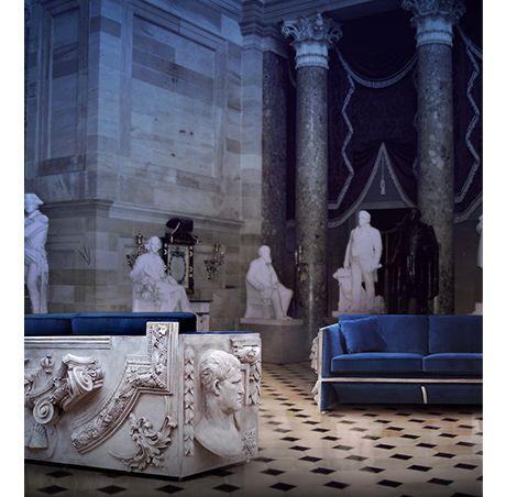 Versailles Sofa Exclusive Furniture