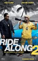 Ride Along 2 Release : 15 January, 2016 Director: Tim Story Cast: Kevin Hart Ice Cube Olivia Munn Ken Jeong Glen Powell Companies: Universal Pictures Genre : Action, Comedy