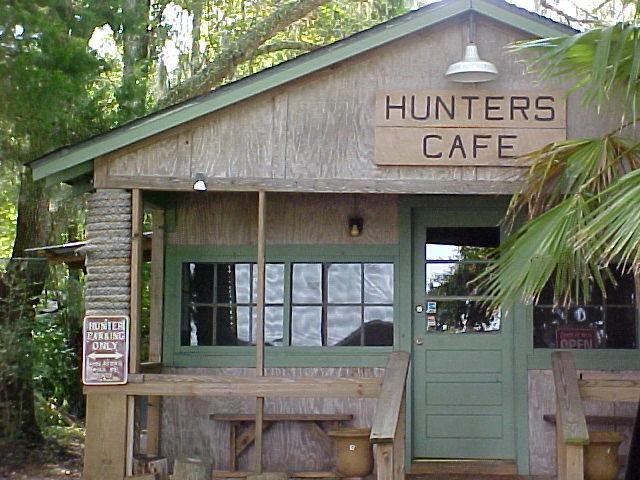 Hunter S Cafe Shellman S Bluff