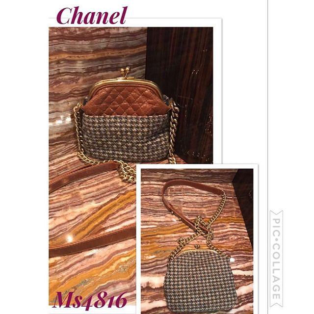 Resale Вечерние сумки Chanel купить за 60 500 руб выгодно на Luxxy.com