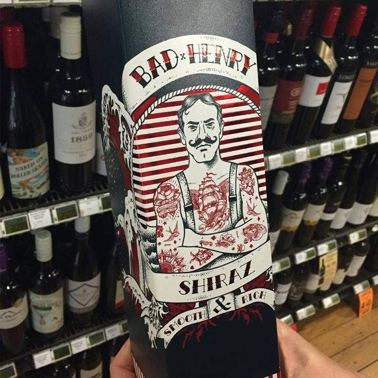 Make an impression with your marketing! Also helps if it contains wine too.