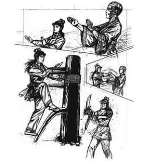 Ng Mui, creadora del Wing Chun - Mujeres letales