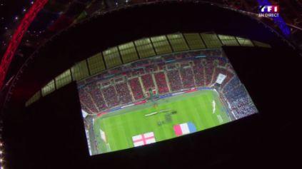 Vue du Stade de Wembley