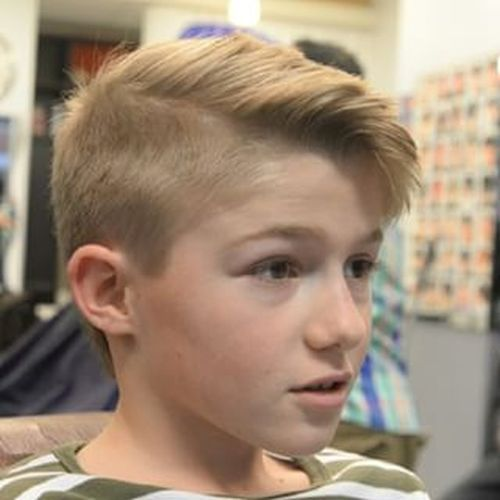 """Will all the fancy attention focused exclusively on the adult male, we often neglect the man of tomorrow, trapped in the """"not yet a man but no longer a child"""" dilemma. Here are some of the fanciest and latest young boy's stylish hairstyles ideas. 1. Taper This ultra-low maintenance look has tons of vintage style …"""