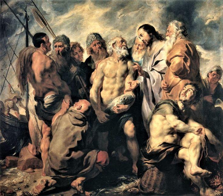 Η αποστολή του Αγίου Πέτρου (1617)