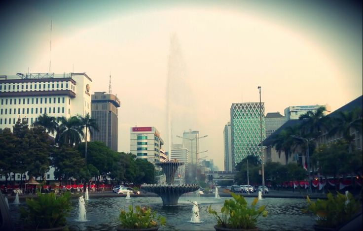 Water Fountain ~ My City My Jakarta