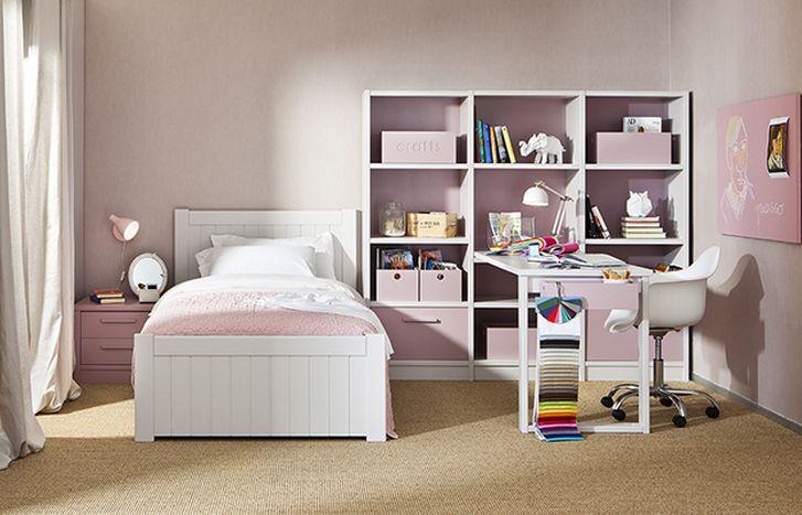 Dormitorio juvenil http://www.decorhaus.es/es/ #muebles #Málaga #furniture
