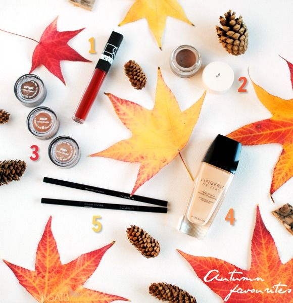 Not so addicted to Beauty: Mis favoritos de otoño 2015: maquillaje