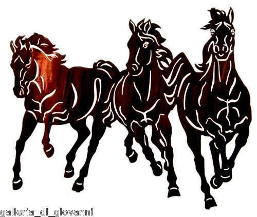 horse wall art - Google Search