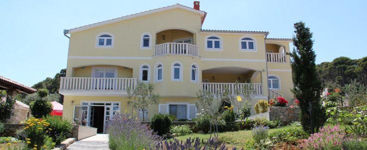 Ferienwohnung - Ferienhaus Urlaub in Kroatien mit Pool Insel Pasman