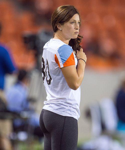 Ella Masar Houston Dash Nwsl Favorite Women Soccer