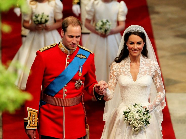 princess diana ghost at prince william's wedding - Google Search