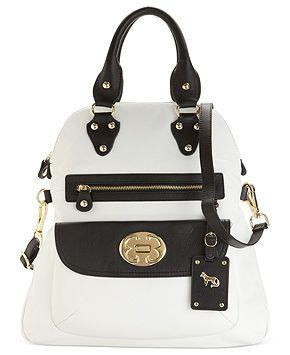 Emma Fox Handbag, Classics Leather Large Foldover Tote - Handbag Trends - Handbags & Accessories - Macy's