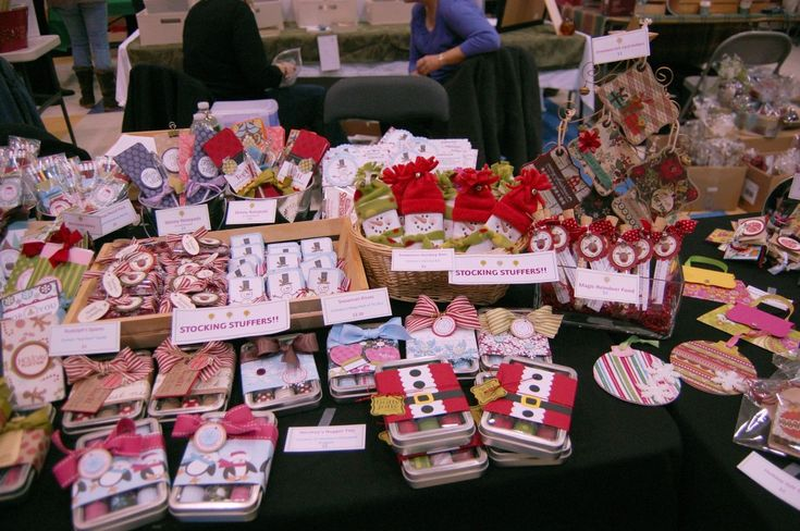 17 best images about craft vendor booth display ideas on for Top selling christmas crafts