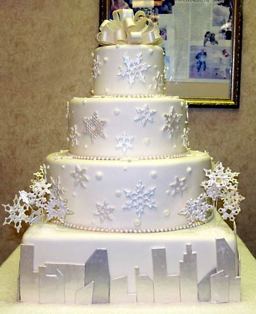 wedding cake snowflakes 84 best images about awesome cakes winter cakes on 25151