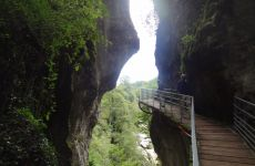 Gorges Du Fier, Rhone-Alpes, Annecy, France