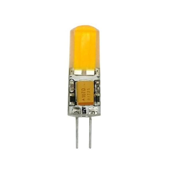 Luxrite 2W G4 LED Bi-Pin 12V Warm White 2700K Light Bulb