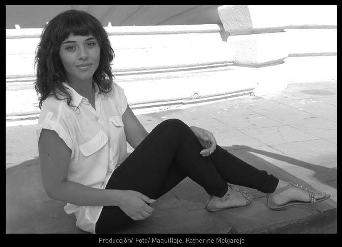 Foto y Maquillaje. Katherine Melgarejo Bahamondes Modelo. Priscilla ( pitu )