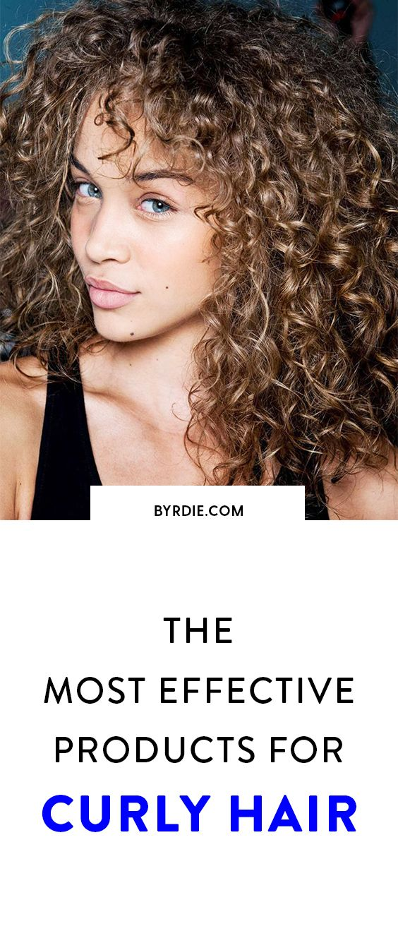 The best products for curly hair                                                                                                                                                                                 More