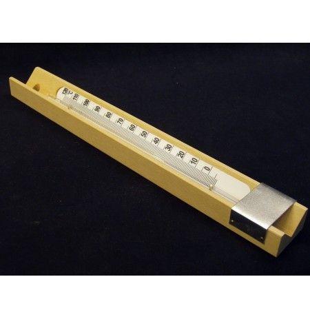 Θερμόμετρο ξύλινο υγρών-γάλακτος