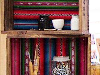 Manualidades y Artesanías | Estantes con cajones | Utilisima.com