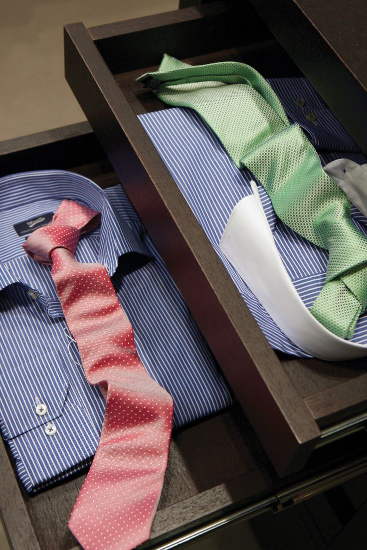 Formal attire? Keep it cool and fresh with those combos