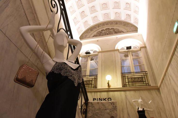 "PINKO and ParmaDanza: the brand supports ""Amore"" at Teatro Regio"